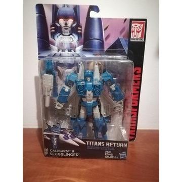 Transformers Titans Return Slugslinger
