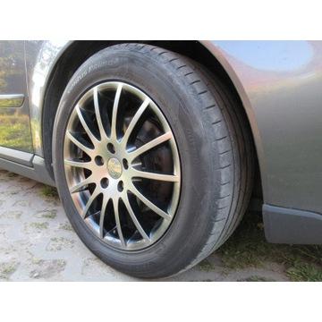 ALUFELGI Z OPONAMI Ford FOCUS Mk3 Mondeo MK4 R16