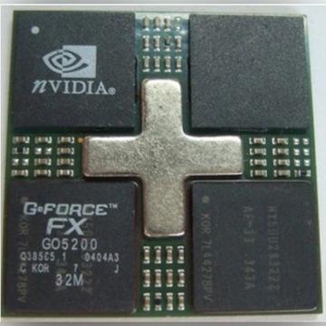 Nowy układ Chip BGA NVidia Go5200 With Ram 32M