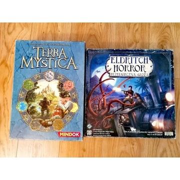 Terra Mystica + Eldritch Horror  PL
