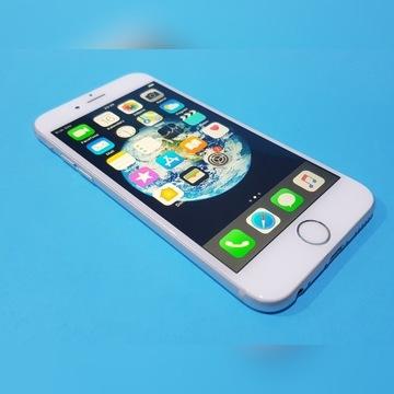 Idealny Apple iPhone 6s White 16GB Komplet Sprawny