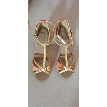buty do tańca, nowe