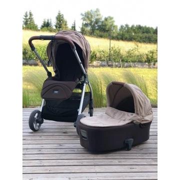 Wózek głęboko-spacerowy Mamas&Papas Armadillo Flip