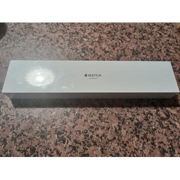 Apple watch 3 biały silver 38mm GPS