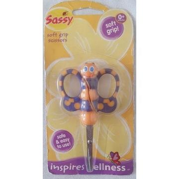 Nożyczki dla niemowląt Sassy