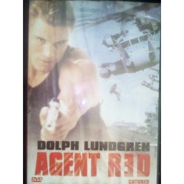 Film akcji Agent Red DVD