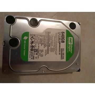 Dysk twardy Western Digital 640GB HDD SATA III 3.5