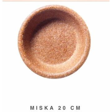 Naczynia jednorazowe biodegradowalne-25 szt.