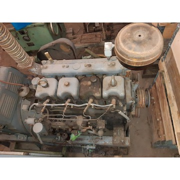 Silnik marynistyczny MWM RHS 518 V 125PS