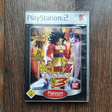 Gra Dragon Ball Budokai 3 na PlayStation 3 ps3