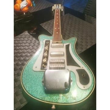 Gitara elektryczna meazzi vintage
