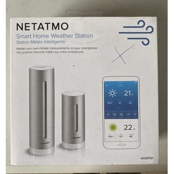 Netatmo Smart Home stacja pogody