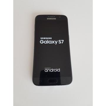 SAMSUNG  Galaxy  S7  stan bdb  czarny  4GB / 32 GB