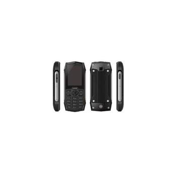 Telefon PANCERNY MyPhone Hammer 3 czarno-srebrny