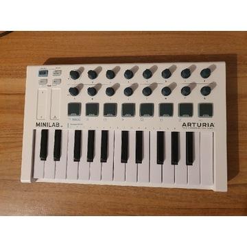 Arturia Minilab MK2 kontroler MIDI jak nowa