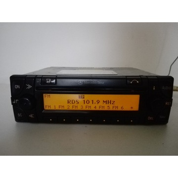 Radio Becker BE 4715 CD Audio 30 APS. Mercedes.
