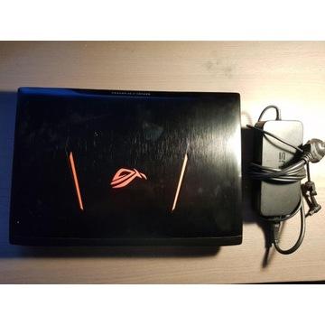 Asus GL502VS i7/GTX 1070 8Gb/16Gb RAM/750Gb SSD