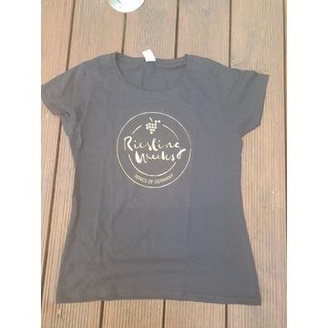 Dla miłośniczek wina T-shirt Fruit of the Loom M