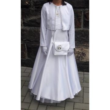 Alba sukienka komunijna 134 (140)