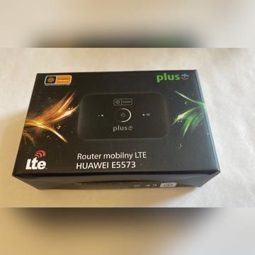 Nowy Modem Router WiFi Huawei E5573 LTE każda sieć