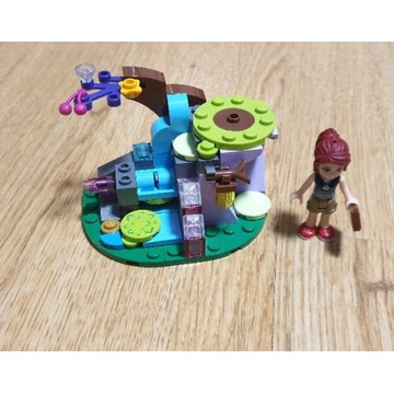 Lego elves 41171 Emili Jones i mały smok wiatru