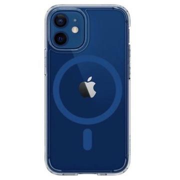Etui do iPhone 12/12 Pro W Kolorze Niebieskim