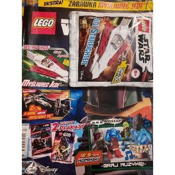Lego Star Wars zabawka myśliwiec Jedi Starfighter