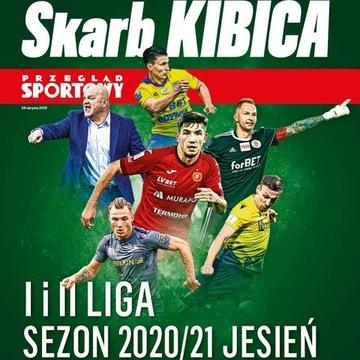 Skarb Kibica I i II liga jesień 2020/2021