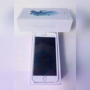Nowy Apple iPhone 6S PLUS 64 GB srebrny -