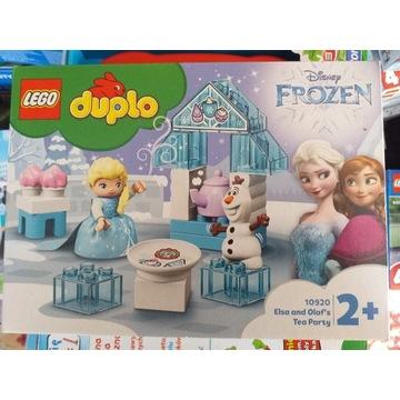 LEGO DUPLO Popołudniowa herbatka u Elsy 10920