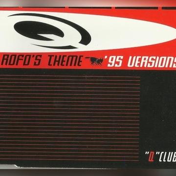 Q Club ROFO'S THEME '95 Versions Mixes 4-TRACK
