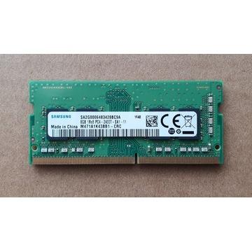 Pamięć RAM DDR4 Samsung 1x4 gb 2400