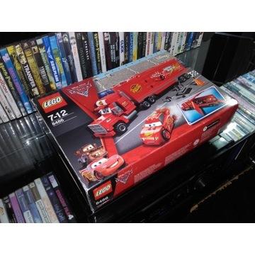 LEGO CARS MANIEK ZYGZAK 8486 DISNEY McQueen auta