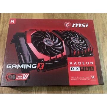 MSI Radeon RX 580 8 GB DDR5