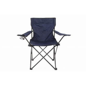 Krzesło campingowe/wędkarskie składane do 100 kg