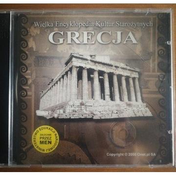 Wielka encyklopedia kultur star. Grecja Egipt