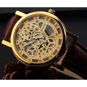 Stylowy zegarek męski, nieprzeciętny design