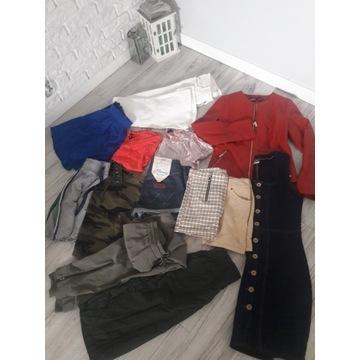 Nowe S Zara WranglerH&M ResercedSinsayHouseCropp