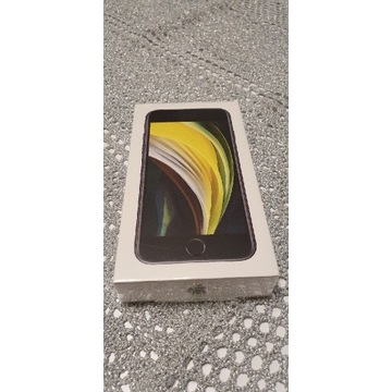 Nowy iPhone SE 2020 black
