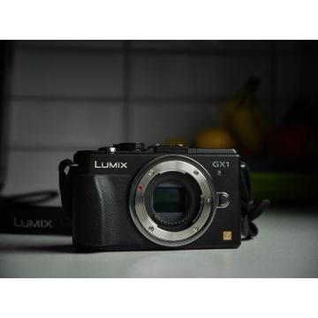 Panasonic Lumix GX1 dotykowy wifi 16mp