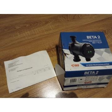 Pompa obiegowa IBO beta 2 25-60 180
