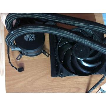 Chłodzenie CPU Wodne CoolerMaster MasterLiquid 120