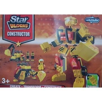 Star Blocks Constructor, Transformers