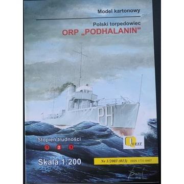 Quest ORP Podhalanin -  skala 1:200