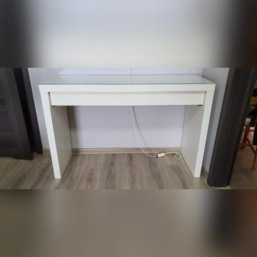 Ikea toaletka Malm bdb
