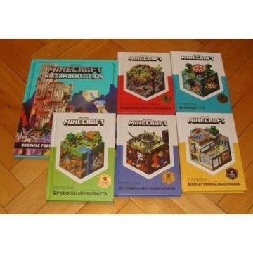 Minecraft - Podręcznik dla Budowniczych Wojowników