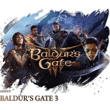 Baldur's Gate 3 + DLC STEAM PC konto vip + gratis!