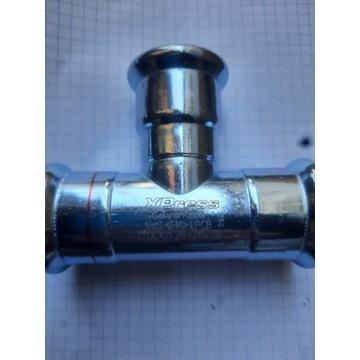 Kształtki hydrauliczne