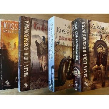 Zestaw książek M. L. Kossakowskiej!
