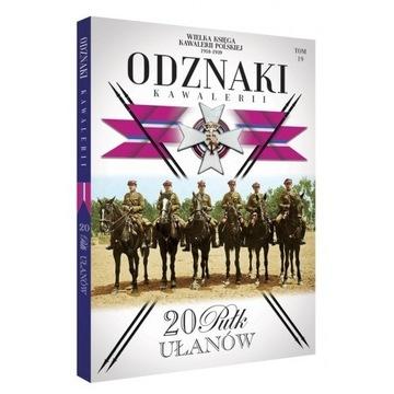 Książka tom 19 Wielka Księga Kawalerii Polskiej